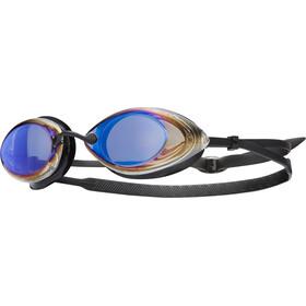 TYR Tracer Racing Mirrored duikbrillen Heren zwart
